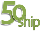 50 Ship - save money on shipping