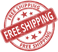All 50 Ship products ship free